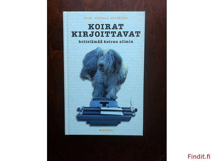Myydään Koirat kirjoittavat, Sinikka Salokorpi