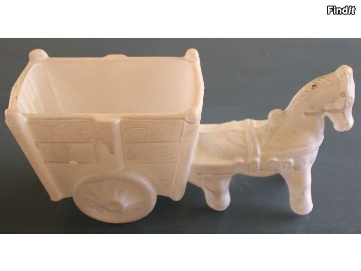 Säljes Häst och vagn
