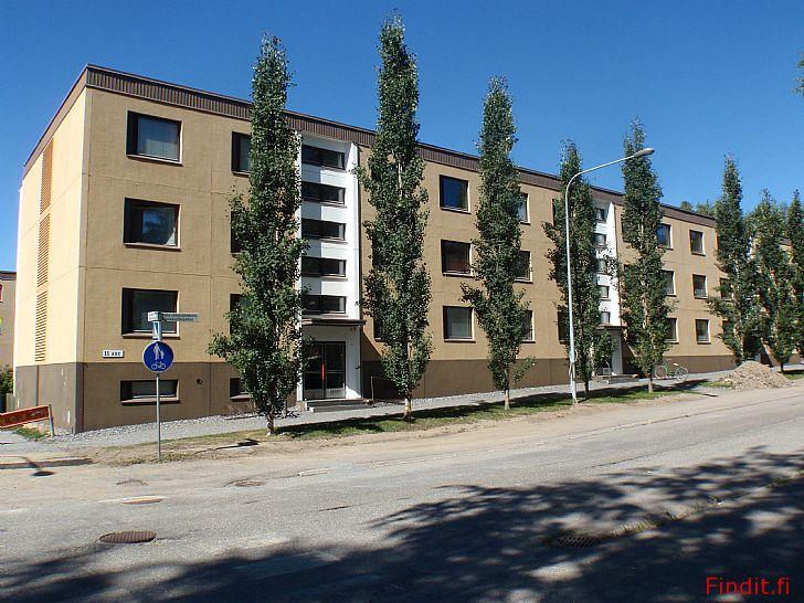 Uthyres Uthyres 3-4 R+K 76kvm i Vasa. Ledit augusti -21