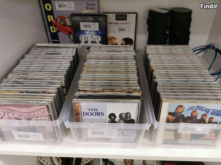 Säljes CD skivor 1960-2000 talet