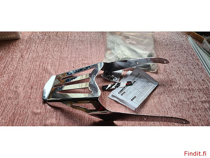 Säljes Cobra Luggage Rack