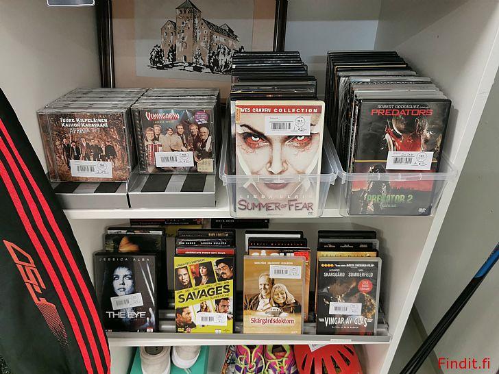 Säljes DVD filmer och serier