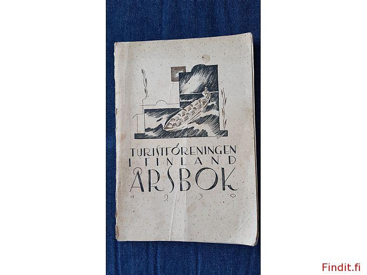 Säljes Turistföreningens Årsbok 1930