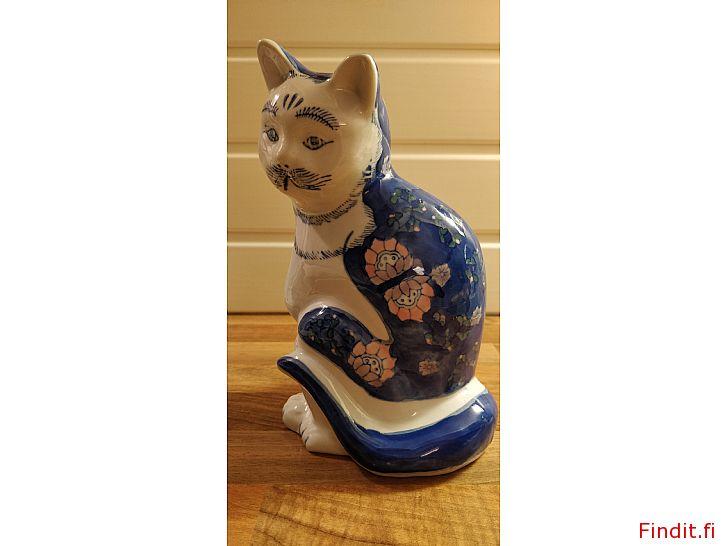 Säljes Katt figurin