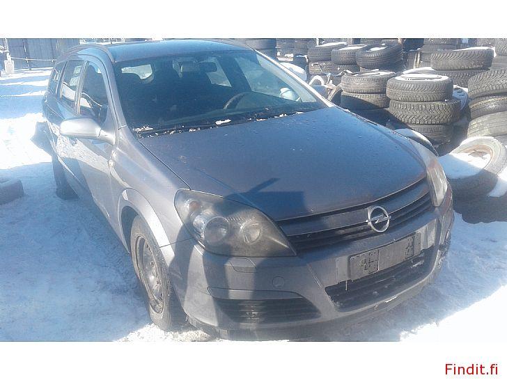 Myydään Opel Astra 1,6 STW Twin Sport 2005 varaosina