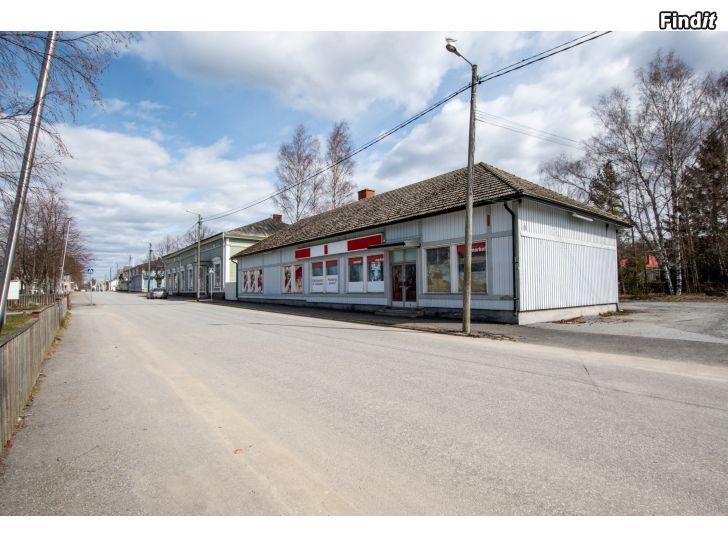 Säljes Affärsfastighet i Kaskö / Rådhusgatan 35-37