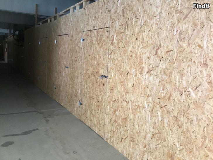 Vuokrataan Varastotila 5-20 m2 vuokrat alkaen 65 kk