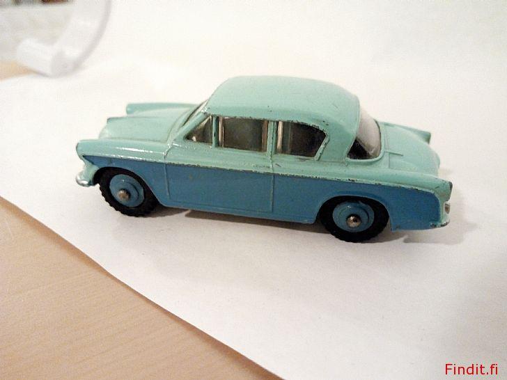 Myydään Dinky Toys-1958. 166. Sunbeam Rapier. Vintage