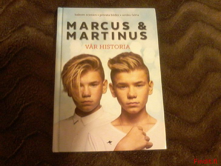 Säljes Marcus och Martinus