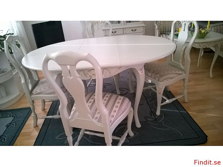 Säljes Laitilas style möbler
