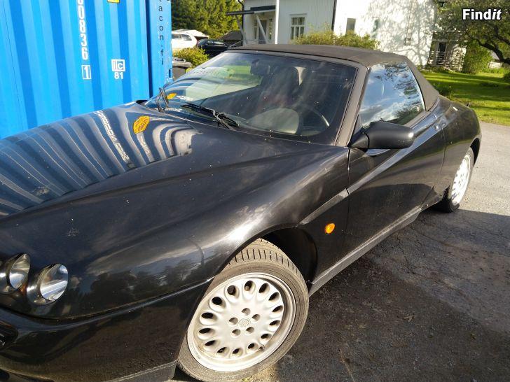 Säljes Alfa Romeo Spider