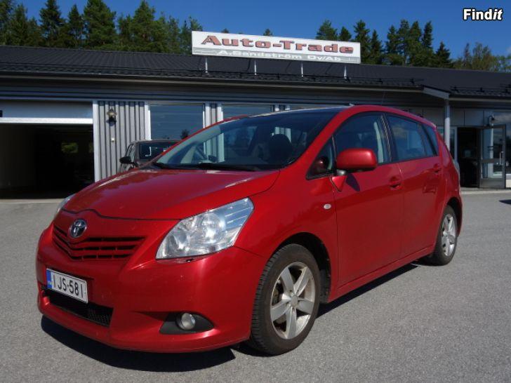 Säljes Toyota Verso 2,0 D-4D 126 DPF Sol Edition 7p  2011