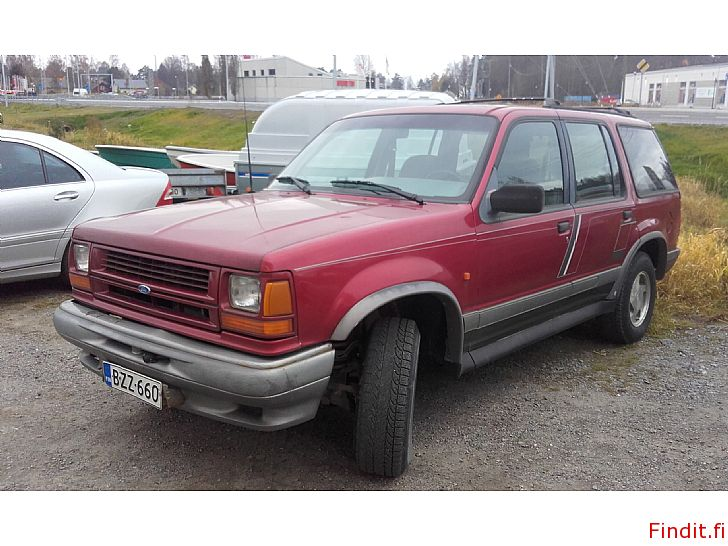 Säljes Ford Explorer 4x4 V6