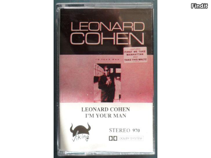 Säljes Leonard Cohen, I´m Your Man