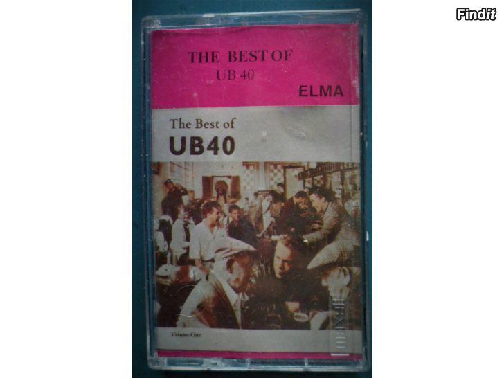 Säljes The Best Of UB40. Kassett