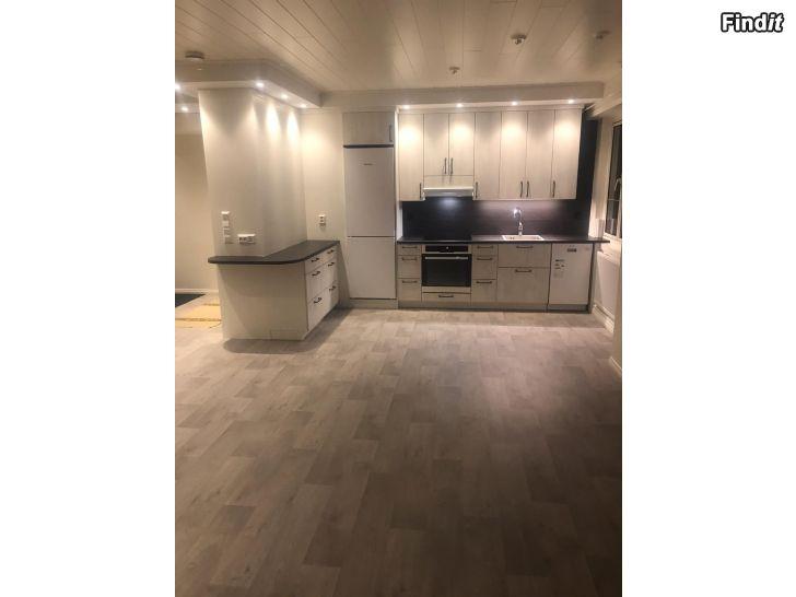 Uthyres Lägenhet i Nykarleby säljes/uthyres
