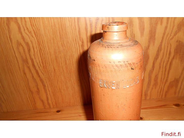 Myydään Erven Lucas bols  Amsterdam keräily pullo