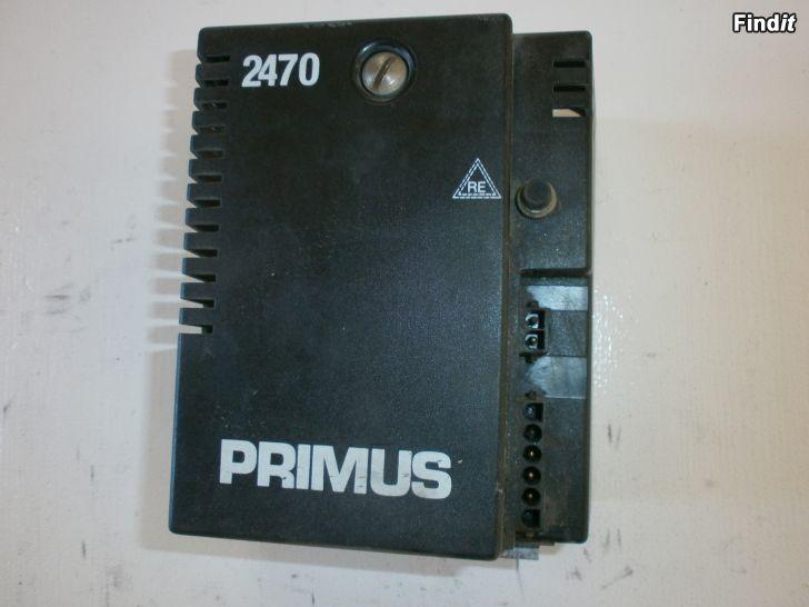 Myydään Primus 2470 ja 2480 Kaasupannun poksit
