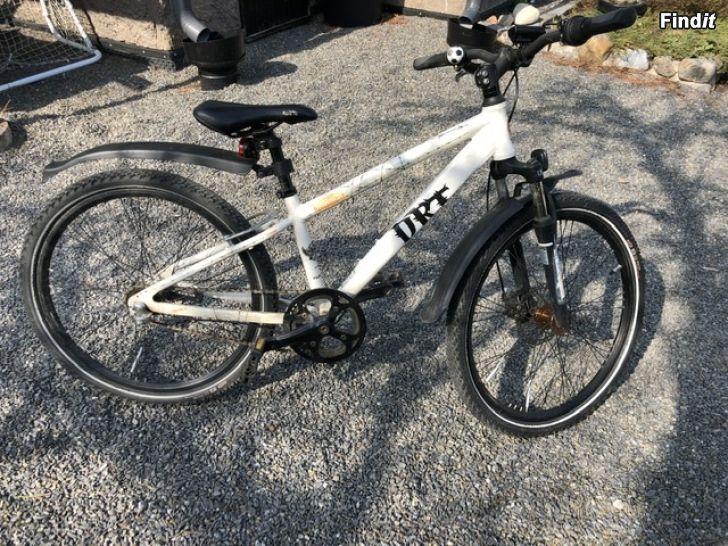 Myydään Tunturi Bomber DRT 24 pyörä cykel