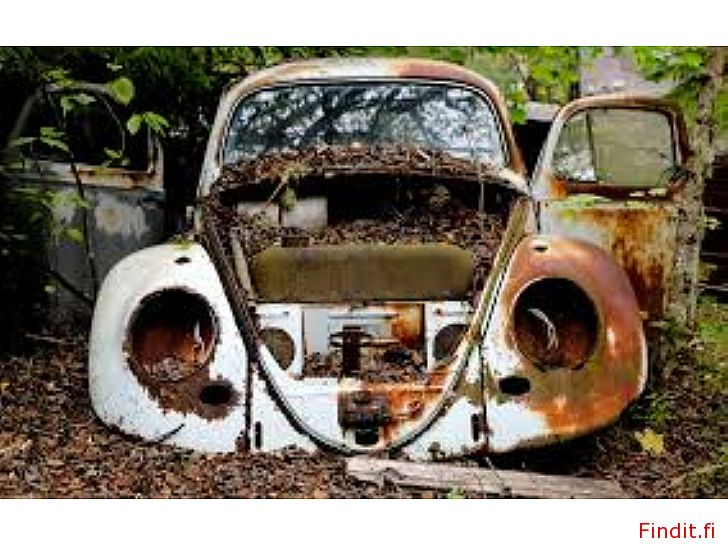 Köpes Vw bilar/Vw autoja