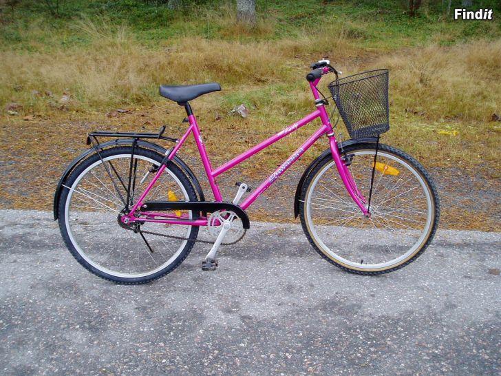Myydään Polkupyörä  Kuwahara 26