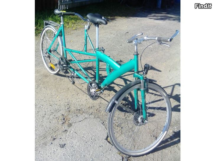 Myydään Tandem polkupyörä
