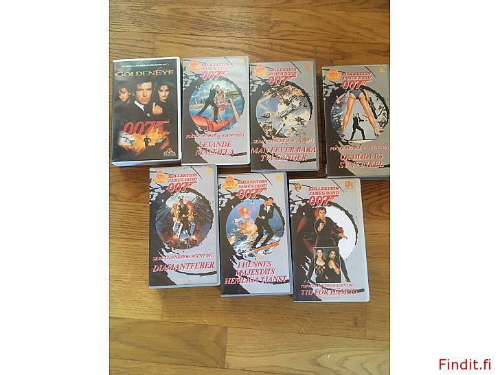 Säljes VHS filmer