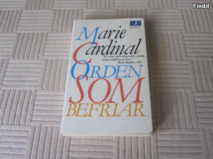 Säljes Orden som befriar av Marie Cardinal