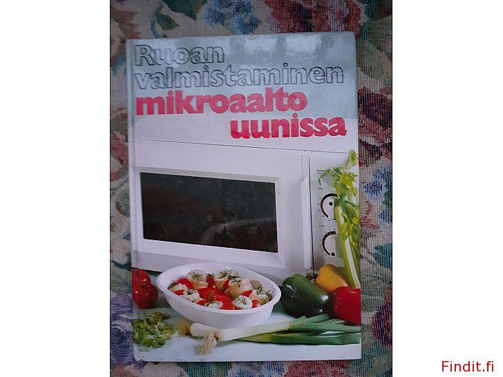 Myydään Ruoan valmistaminen mikroaalto uunissa
