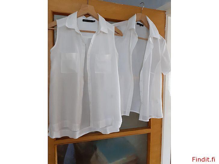 Myydään Kolme paitapuseroa