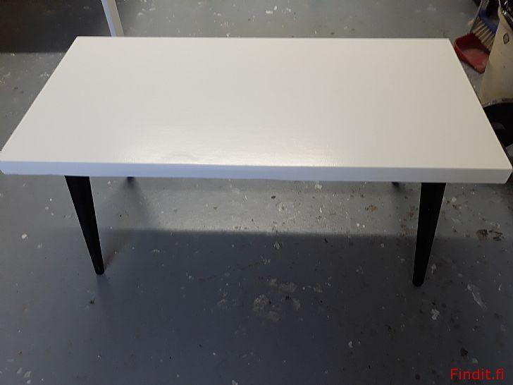 Säljes 70-talets soffa bord 105x50x50