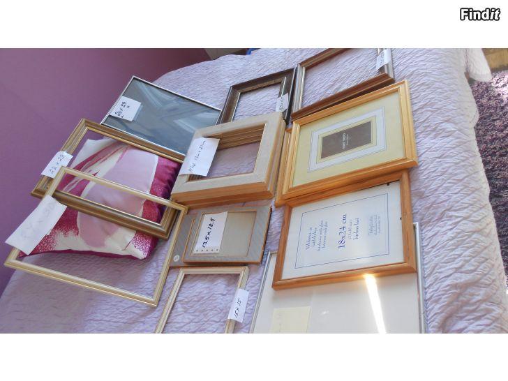 Myydään Valokuvakehykset