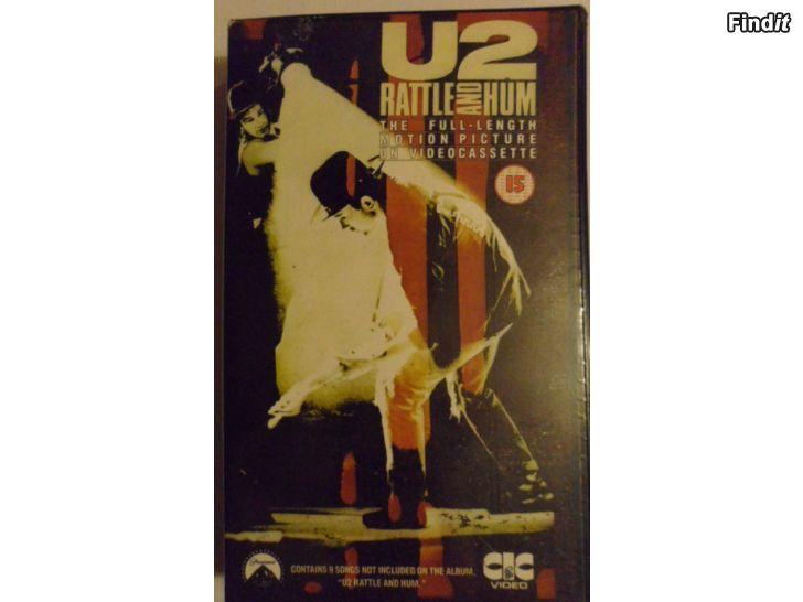 Säljes U2, Rattle And Hum