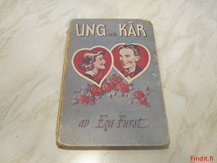 Säljes Ung och kär av Eva Furst