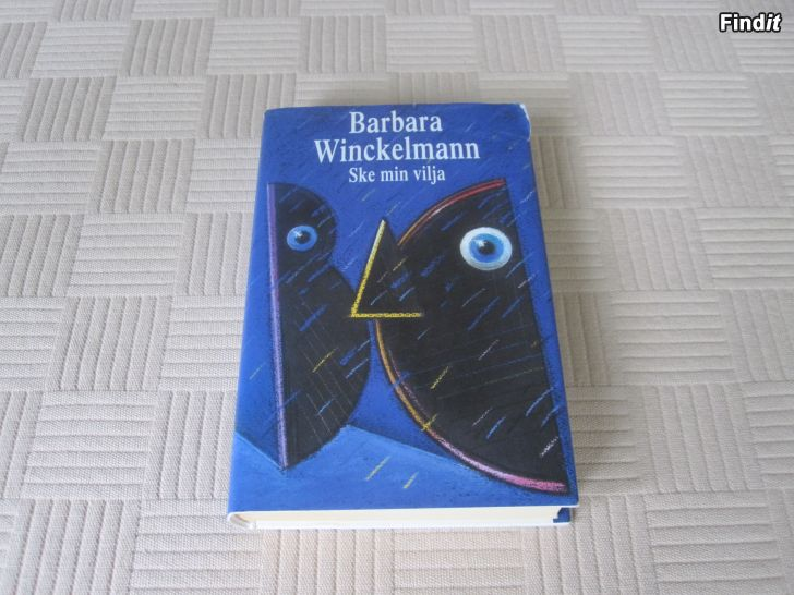 Säljes Ske min viljaBarbara Winckelmann