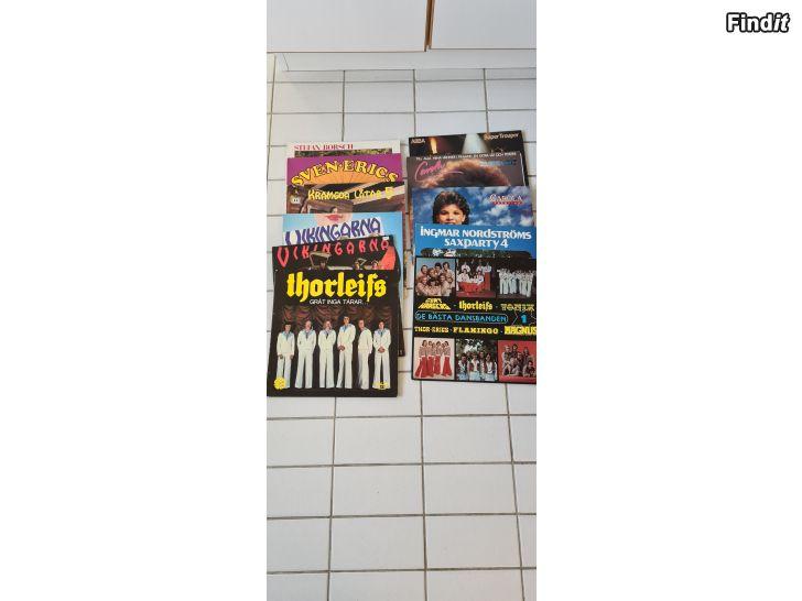 Säljes LP-skivor