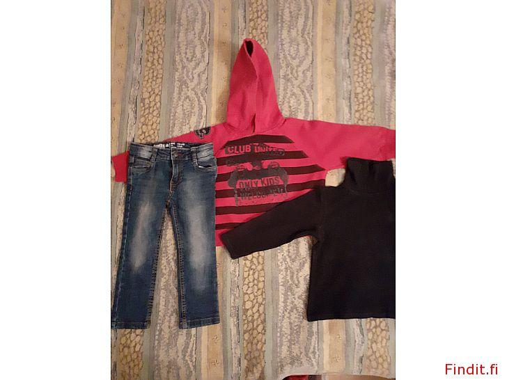 Myydään Lasten vaatteita 98 ja 110
