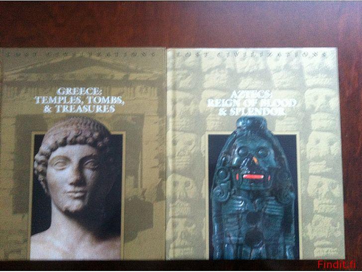 Myydään Lost Civilizations