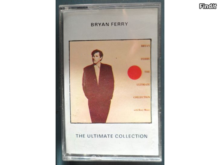 Säljes Bryan Ferry, The Ultimate Collection