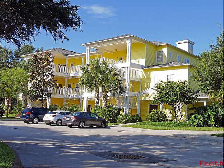 Uthyres Stort Penthouse i Tropisk Resort, Orlando Florida
