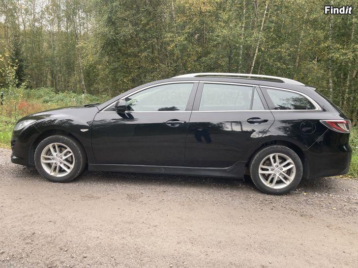 Säljes Mazda 6 1.8 bensin Farmare-2011
