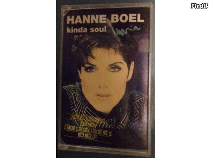 Säljes Hanne Boel, Kinda soul. Kassett