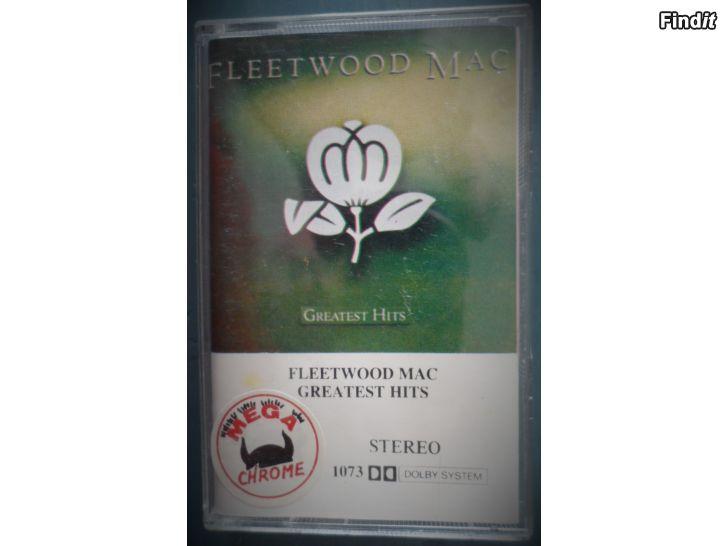 Säljes Fleetwood Mac, Greatest Hits. Kassett