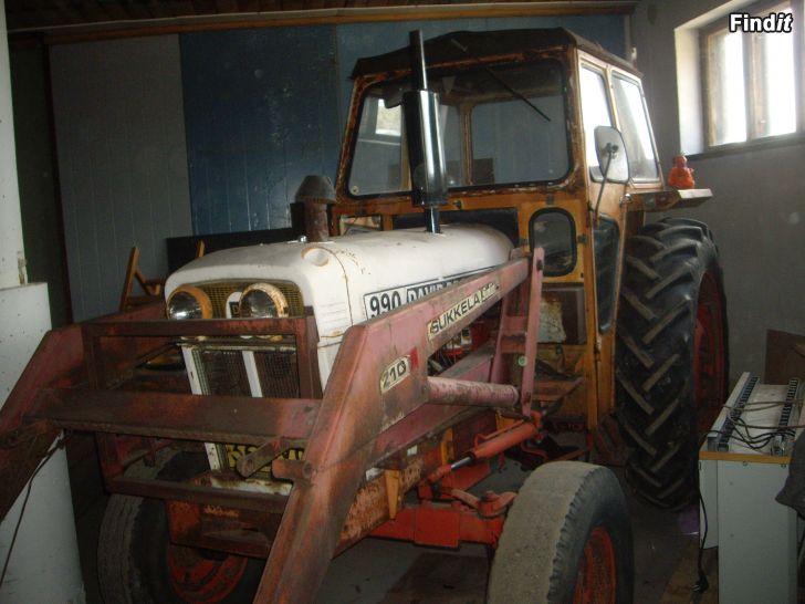 Säljes David Brown 990-76