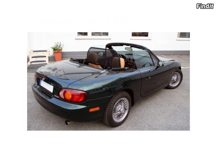 Säljes Skräddarsydda Vindskydd till Cabriolet/Roadsters