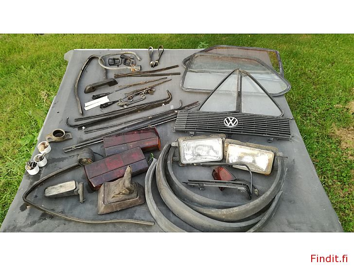 Säljes VW Jetta mk1 delar