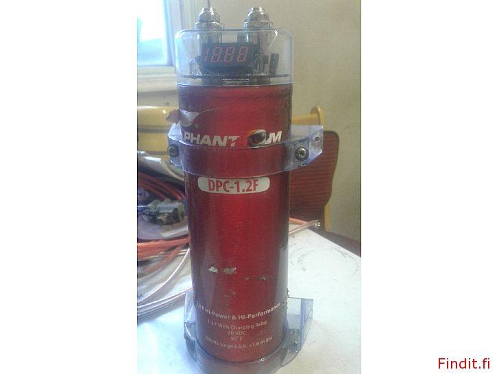 Phantom DPC-1,2F kondensaattori