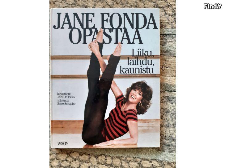 Myydään Jane Fonda opastaa