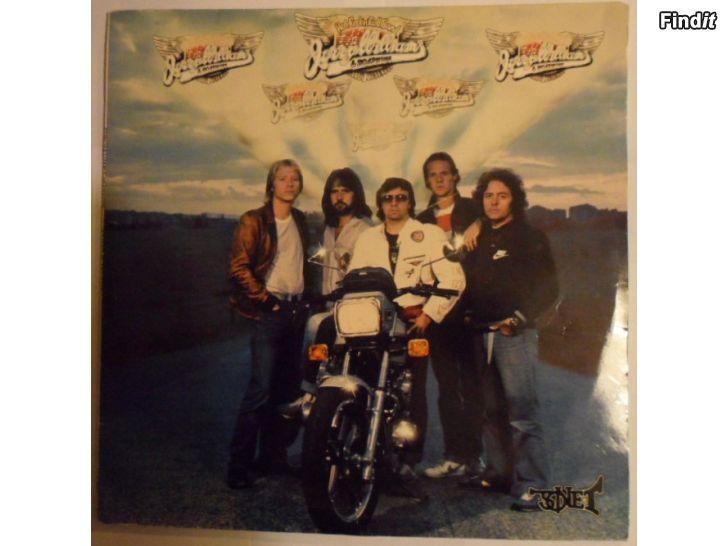 Säljes Jerry Williams  Roadwork Hot RockN Roll Band