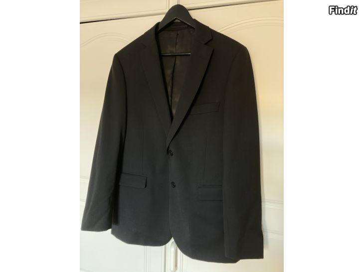 Säljes Kostym/ Dressman, helsvart